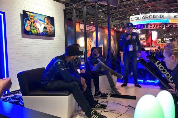 Impressions et coups de coeur de la Paris Games Week 2017