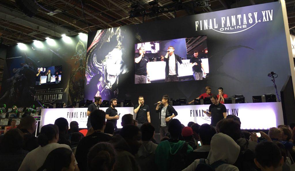 PGW FInal Fantasy XIV Online