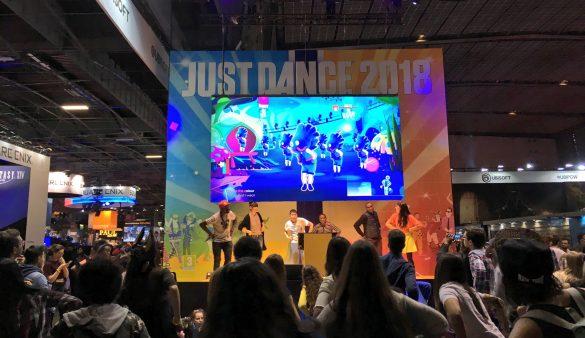 Just Dance 2018 Paris Games Week