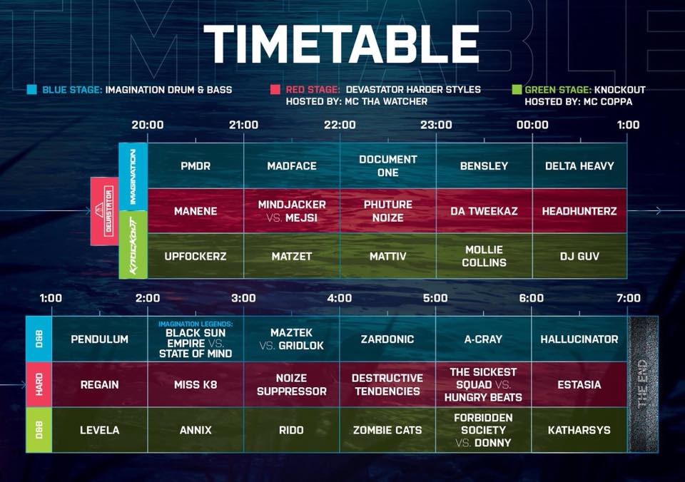 imagination festival 2017 timetable