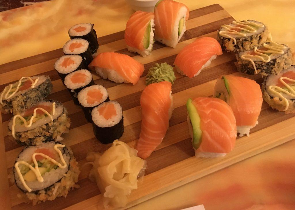 restaurant japonais prague