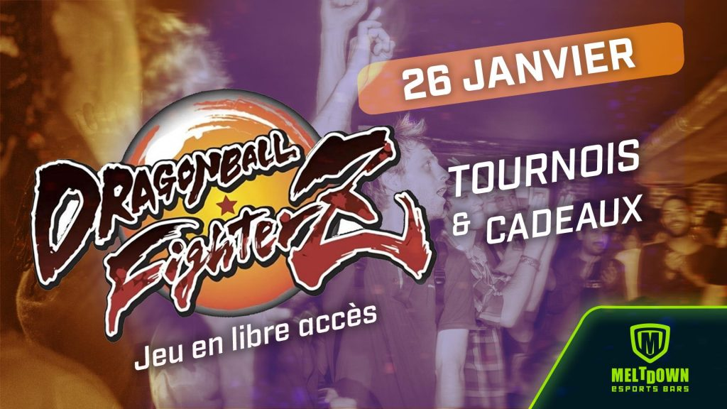 dragon ball fighter z meltdown paris