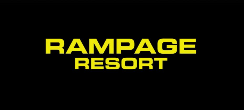 rampage resort 2018