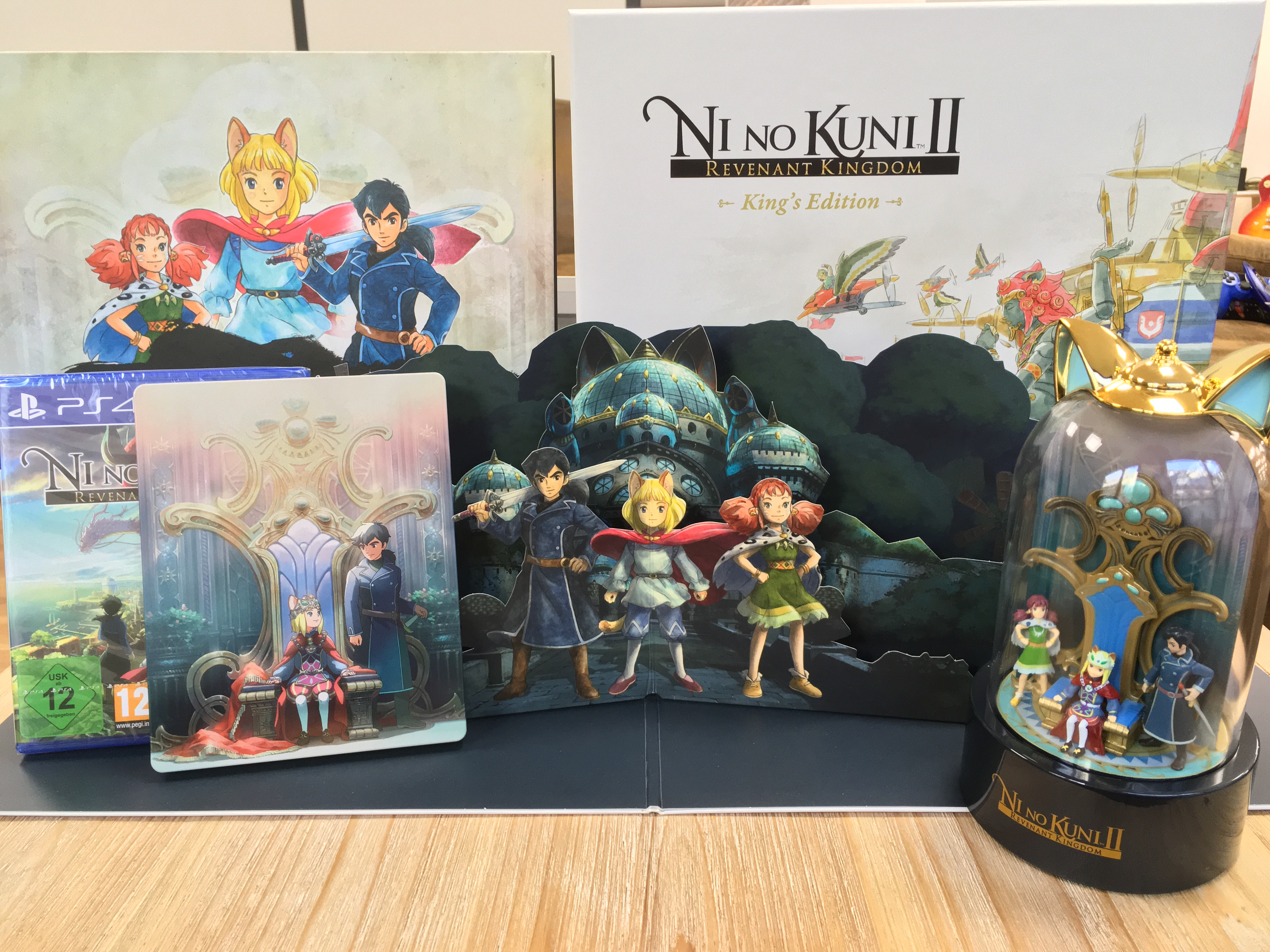 Ni No Kuni II King's Edition