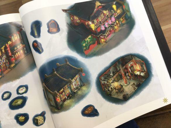 NI NO KUNI II Artbook