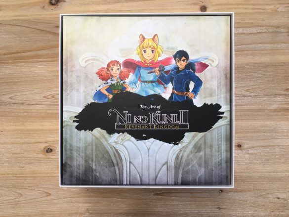 Unboxing édition collector Ni No Kuni II King's Edition sur PS4
