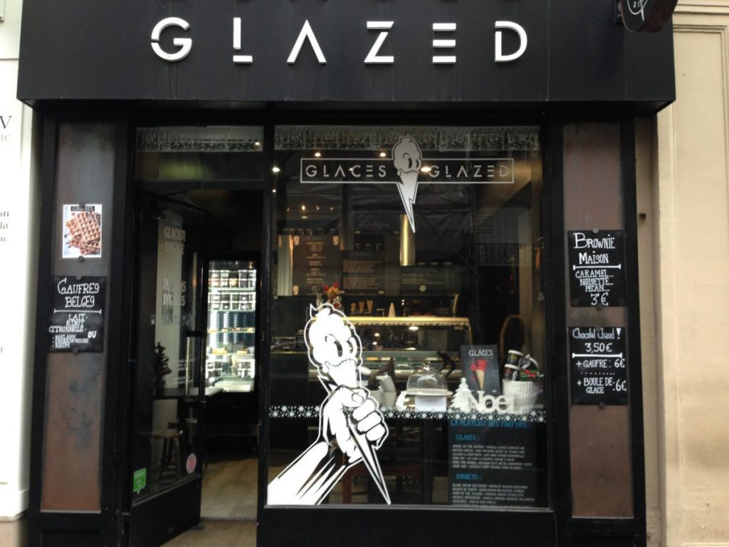 glazed glaces paris