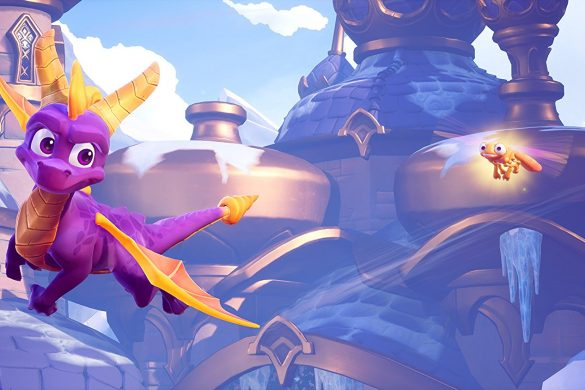 Spyro Reignited Trilogy PS4 XBOXONE