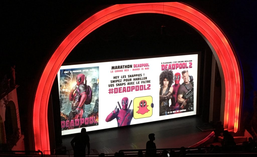 Deadpool 2 Grand Rex