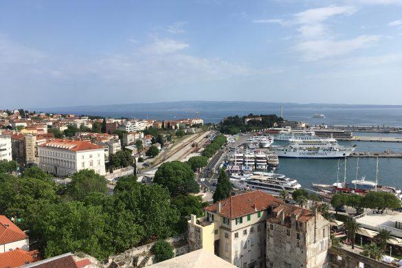 Séjour en Croatie : coup de cœur et découverte de Split