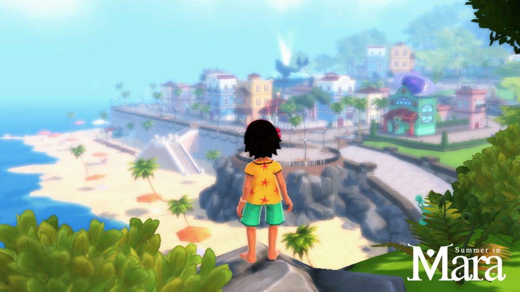 Summer in Mara - Indie World
