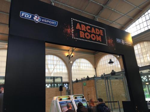 Arcade Room - FDJ esport