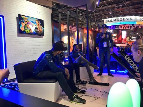 Paris Games week - Nacon